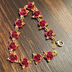 Dozen Roses Bracelet